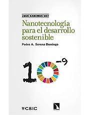 Nanotecnología para el desarrollo sostenible: 123 (Qué sabemos de)