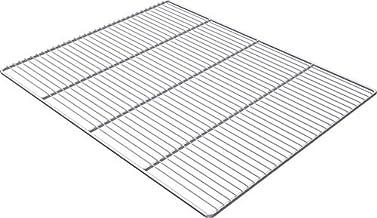 60x40cm Grillrost aus Edelstahl rostfrei Rost für Grillkamin Ersatzgrillrost