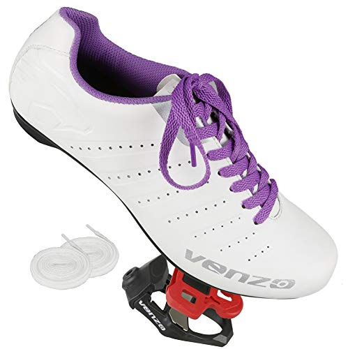 Venzo Road Cycling Shoes for Women