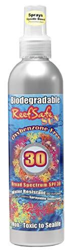 REEF SAFE SUN OXYBENZONE FREE ECO-SPRAYS SPF 30 OXY FREE SPRAY (8.45oz.)