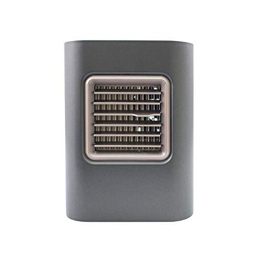 Climatizzatore Portatile Raffreddatori evaporativi USB Portatile Mini Air Refrigeratore, adatto per Desktop Student Dormitory Piccola Aria condizionata Ventola (Colore: B) (Colore: A) ( Color : B )
