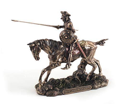 Figura, Resina, Don Quijote 19 cm