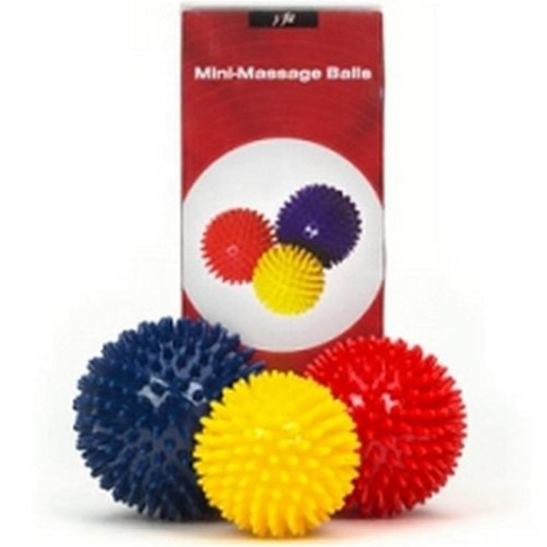 ひばり開業医メンタリティJ-Fit Mini-Massage Balls 3 balls ?????