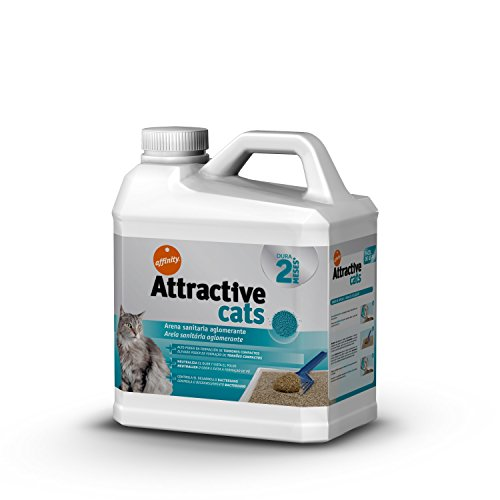 Attractive Arena Aglomerante para Gatos - 6 kg