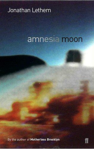 Amnesia Moon (English Edition)