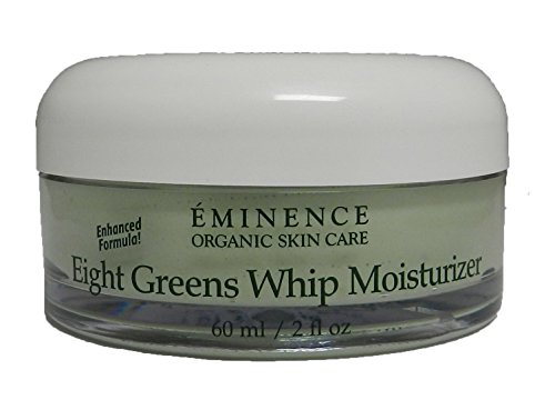 Eminence Organic Skincare Eight greens whip moisturizer 2oz, 2 Ounce