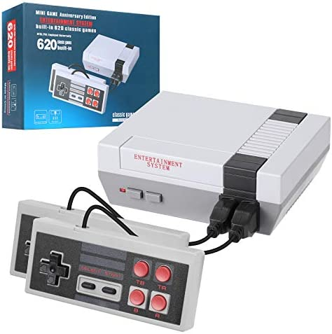 LIFTREN Classic Handheld Game Console Classic Game Console Built in 623 Game Handheld Game Console product image