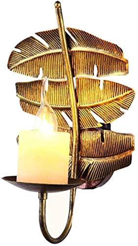 Wandlamp Creative smeedijzeren wandkandelaar decoratieve armaturen armatuur Europese retro Middellandse-Amerikaanse land gangpad lichten bar veranda lampen