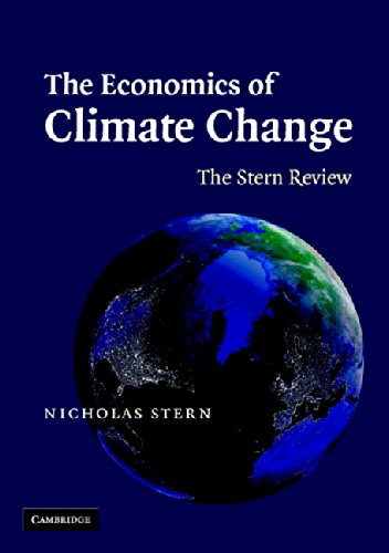 The Economics of Climate Change: The Stern Review (English Edition)