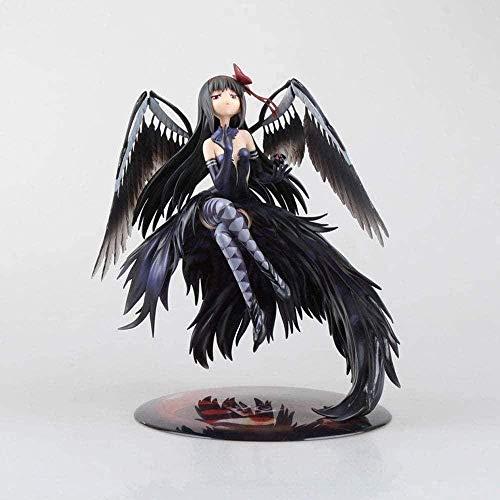 Anime Figuras Puella Magi Madoka Magica Demonio Edición Akemi Homura Anime Figuras Dibujos Animados Anime Modelo Coleccionables Anime Regalos Juguetes Modelo Kits