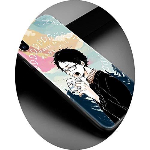 Phone Case for iPhone 12 Mini 11 Pro MAX 7 8 XR X XS MAX 6 6S 7 8 Plus SE 2020 TPU Soft Cover Haikyuu Hinata Attacks Anime Shell