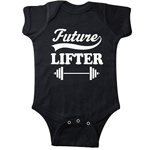 inktastic - Future Lifter Weightlifting Infant Creeper 6 Months Black 269a0