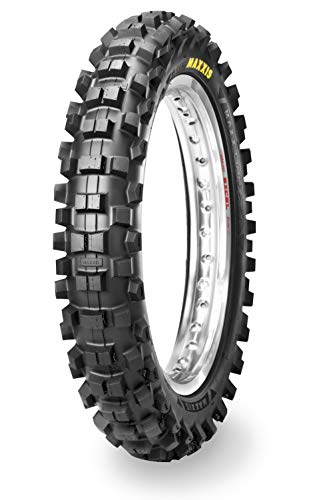 Maxxis M7312 Maxxcross SI Rear Tire - 100/90-19, Tire Type: Offroad, Tire Application: Intermediate, Load Rating: 57, Speed Rating: M, Tire Size: 100/90-19, Rim Size: 19, Tire