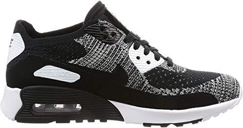 Nike 881109 002 Air Max 90 Ultra 2.0 Flyknit Sneaker Schwarz|38