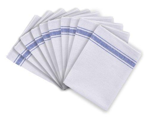 Chiffons Microfibre similaire à Exel Magic Nettoyage Vêtements- Sans Produits Chimiques nettoyage. Grand Super Doux Premium Fibre,Lavable Tissu Duster pour voiture,Moto,Domestique - Bleu, 40 x 40 cm