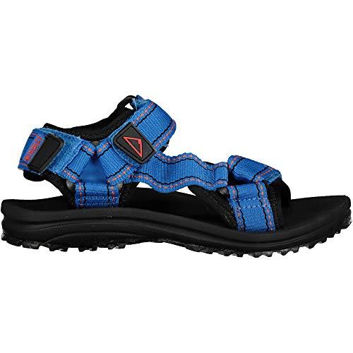 McKINLEY Maui Jr, Chaussures de Randonnée Basses Mixte Enfant, Blau (Blue Royal/Red/Bla 900), EU