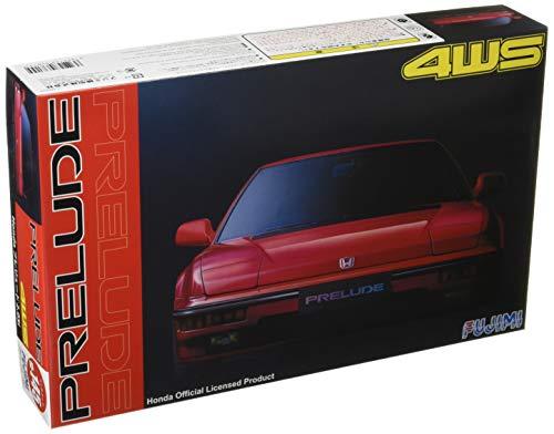 1/24 Honda Prelude 4ws 2.0si