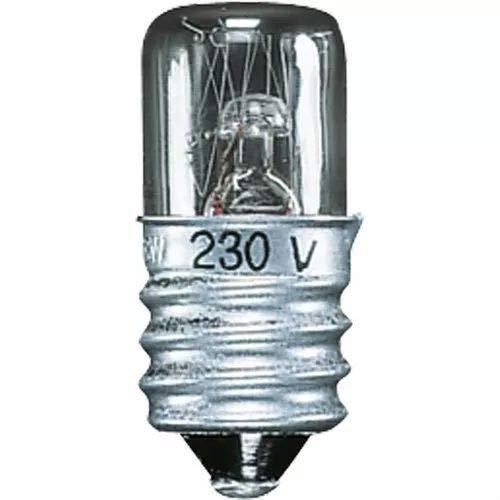 Jung E 14-3 W E14-3W Gluehlampe für Lichtsignal, 3 W, 220 V