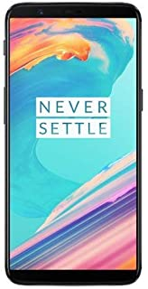 OnePlus 5T 128GB/8GB (Unlocked Globally) (Midnight Black) (128GB/8GB)