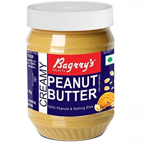 Peanut Butter Creamy 1Kg (35.27 Oz ) Unsweetened
