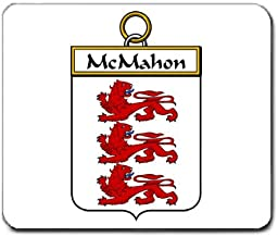 McMahon or McMahan Family Crest Coat of Arms Mouse Pad