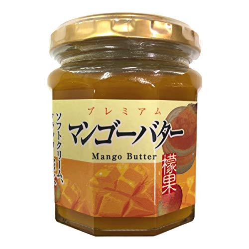 プレミアム マンゴーバター 200g 巣鴨のお茶屋さん 山年園