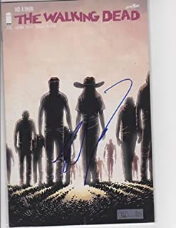 Robert Kirkman Signed Comic Issue 143 In-person the Walking Dead