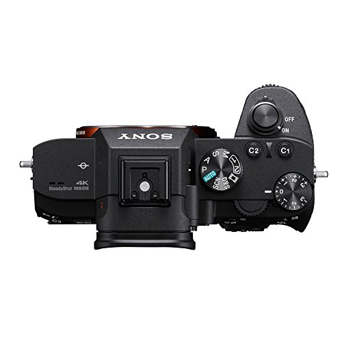 Sony a7 III ILCE7M3/B Full-Frame Mirrorless Interchangeable-Lens Camera with 3-Inch...
