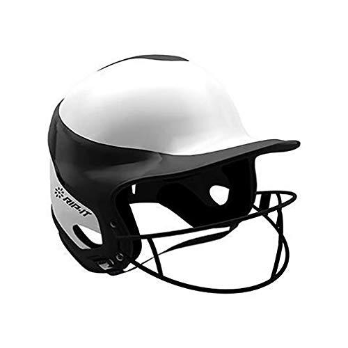 RIP-IT Vision Pro Softball Helmet/Face Guard ft. Blackout Technology