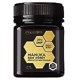Wild Peaks Raw New Zealand Manuka Honey UMF 20+ (8.8 oz) (250g)