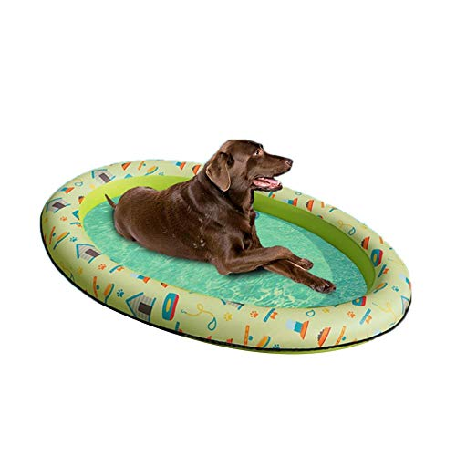 Find Discount Luerme Pet Hammock Float Inflatable Swimming Pool Float Hammock Dog Pool Float Hammock...