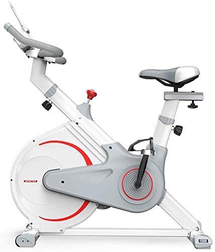 ZOUSHUAIDEDIAN Indoor Spinning Ejercicio Ciclo de la Bici Bicicleta Fija, Ajustable Pie Equipo de la Aptitud, la ergonomía Son más cómodos, Equipo de Gimnasio, Bicicletas estáticas Pedal de Interior