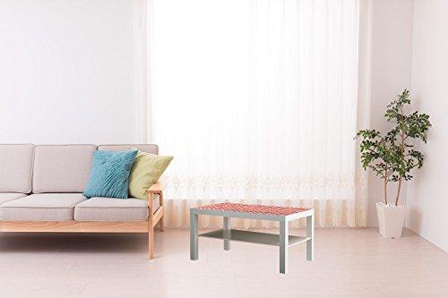 Mesa IKEA Lack Personalizada Ladrillos Vinilo Auto Adhesivo | Medidas 1,18 m...