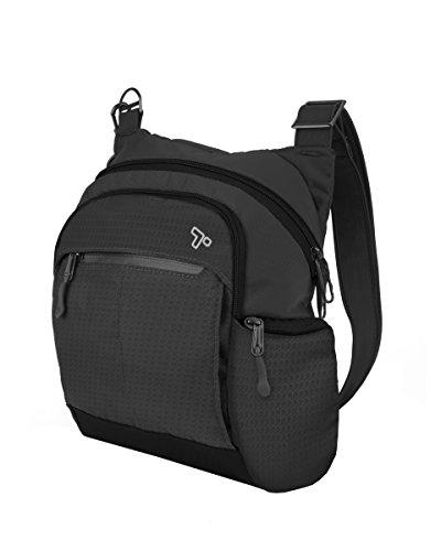 Travelon Anti-Theft Active Tour Bag, Black