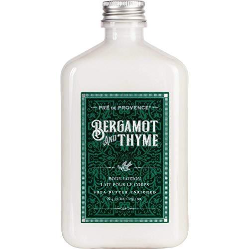 Pre' De Provence Body Lotion Bergamot & Thyme