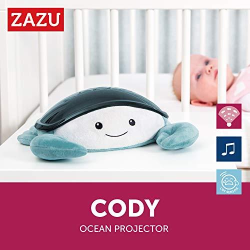 Meeresprojektor Cody die Krabbe