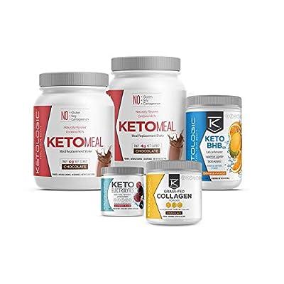 KetoLogic Keto 30 Challenge Premium Bundle