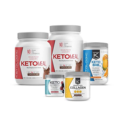 Save 35% on Keto Diet Supplements from Ketologic.