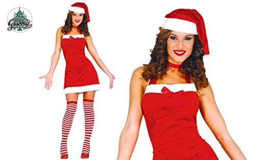 Gedurfd Kerstvrouw kostuum voor vrouw