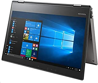 Toshiba Portege X20 i5-8250U 8GB RAM 256GB SSD Intel UHD Graphics 620 12.5-inch FHD Touch Windows 10 Pro Laptop, Black, PR...