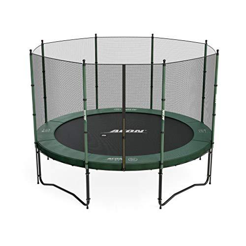 Acon Air Gartentrampolin mit Sicherheitsnetz – ø 370 cm