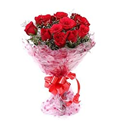Red Roses - Best Valentine Day Gifts Girlfriend