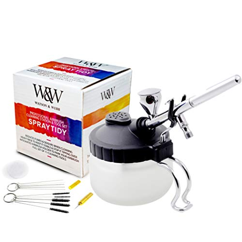 Watson and Webb Airbrush Cleaning Pot S