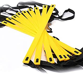 Agility Ladder Speed Training Equipment Soccer Fitness 8 Rung 4 meters