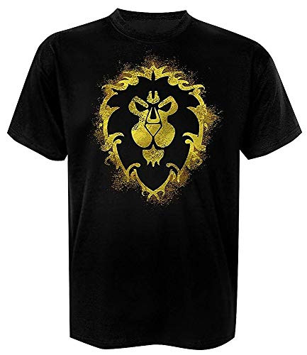 World of Warcraft - Allianz - T-Shirt | Blizzard Entertainment, Größe:XL