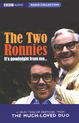 The Two Ronnies audiobook cover art