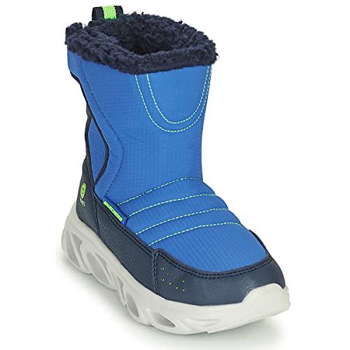 Skechers Boys Hypno-Flash 3.0 Fast Breeze Winter Snow Boots