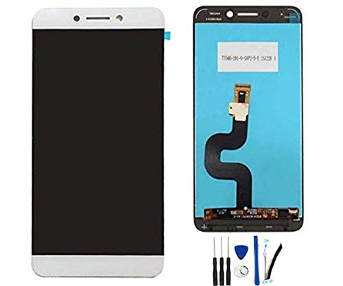 LCD Display Screen Digitizer Touch Assembly Replacement for Letv LeEco Le 2 PRO X620 X625 X520 X521 X522 X525 X526 X527 X528 X529 White