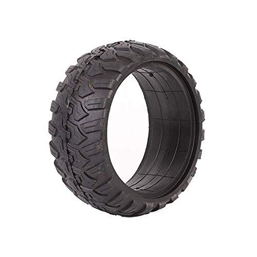 Neumáticos para scooter eléctrico, neumáticos sólidos a prueba de explosiones, antideslizantes, resistentes...