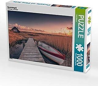 CALVENDO Puzzle Nymindegab 1 000 delar Lege-storlek 64 x 48 cm fotopussel bild av Dirk Wiemer (CALVENDO Natur)